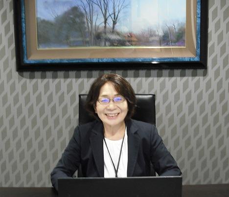 施設長 髙垣 恵美子